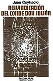 Reivindicacion del conde don julian