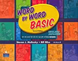 Word by Word Basic Picture Dictionary (2E) Picture Dictionary (Bilingual Edition)