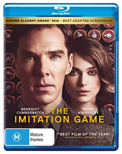 The Imitation Game (Blu-ray/UV)
