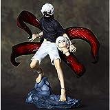 KIJIGHG 1/8 Escala 2 Cabezas despertado Ken Kaneki Figura de acción Tokyo Ghoul Figura de Anime Figu...