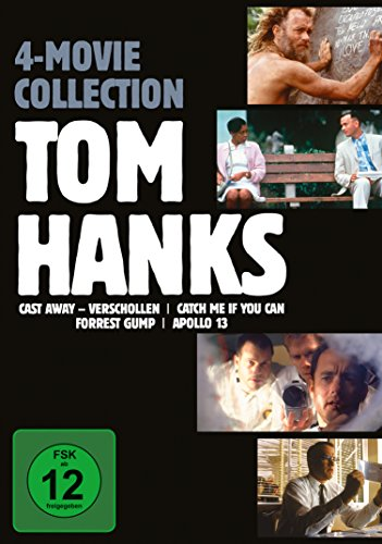 Tom Hanks Box [4 DVDs]