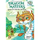 Wave of the Sea Dragon: A Branches Book (Dragon Masters #19) (Library Edition) (19)