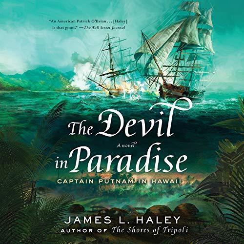 The Devil in Paradise: Captain Putnam in Hawaii cover art