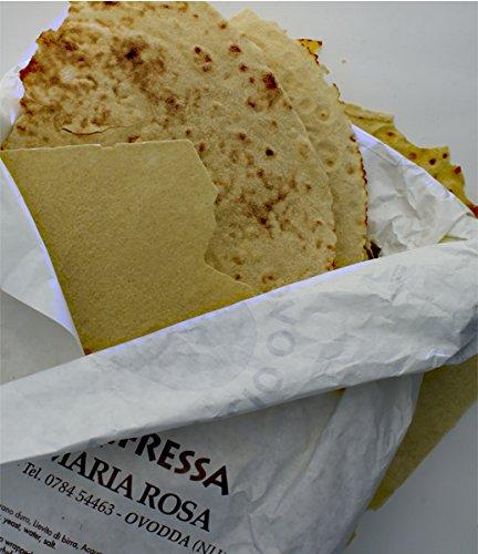 2 x 1.8 kg - Pane carasau di Ovodda da Urru Maria Rosa. Prova il vero gusto del pane carasau, con...