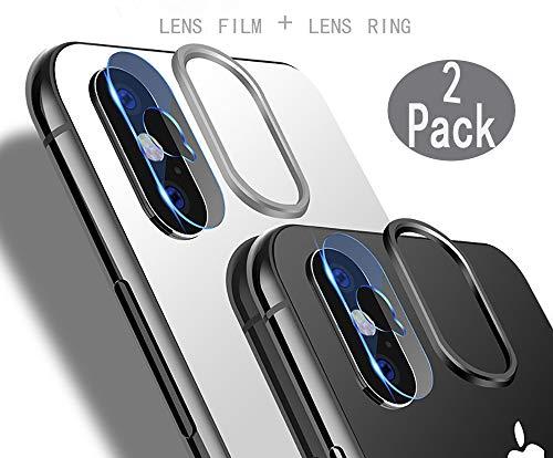 Cámara Trasera Lente Pantalla Para Iphone Xs, Protector Cámara marca DouBX Hom