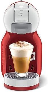 ماكينة صنع القهوة نسكافية دولتشي غوستو من ديلونجي مينيمي - EDG305.WR - احمر، 6.294E+12