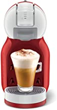 Nescafe Dolce Gusto by De'Longhi MiniMe Coffee Machine -EDG305.WR - Red, 6.294E+12
