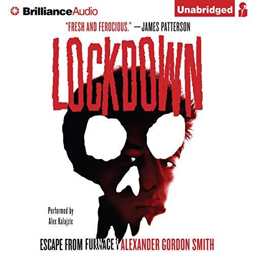 Lockdown Audiobook By Alexander Gordon Gordon Smith cover art
