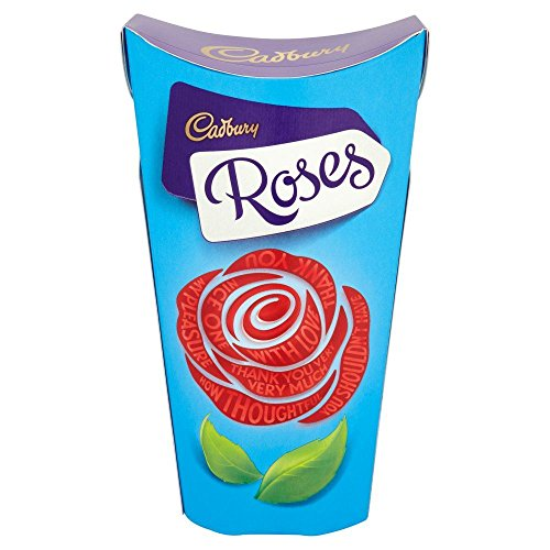Cadburys Roses Gross - 321g x 2 Doppelpack
