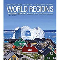 World Regions in Global Context: Peoples Places and Environments (5th Edition)【洋書】 [並行輸入品]