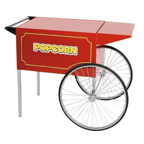 New Cart for Classic Pop 14 oz. Popcorn Machine and Classic Pop 16 oz. Popcorn Machine