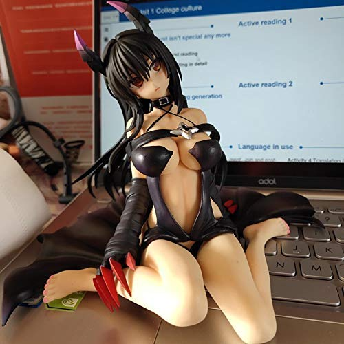 Sexy Temptation Beautiful Girl Anime Game Character Hand Model Figure Statue Toy Statue Model Desktop Decoration PVC Collection Decoration Craft Gift High about 16cm