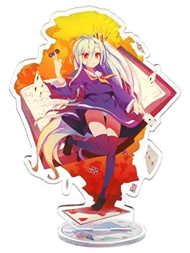 CoolChange No Game No Life Deko Aufsteller aus Kunststoff, Figur: Shiro