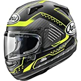 Arai Quantum X Helmet - Drone (Small) (Black/Yellow)