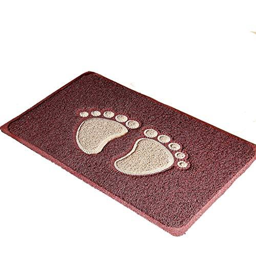 Best Review Of CarPet Door mat Home PVC Material Non-Slip wear-Resistant Floor mat