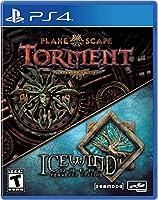 Planescape Torment Enhanced Edition Icewind Dale Enhanced Edition Bundle PlayStation 4 バンドル プレイステーション4北米英語版 [並行輸入品]