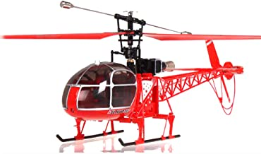 NiGHT LiONS TECH V915 4CH 2.4G RC Helicopter with Gyroscope ERT Mode2 Red