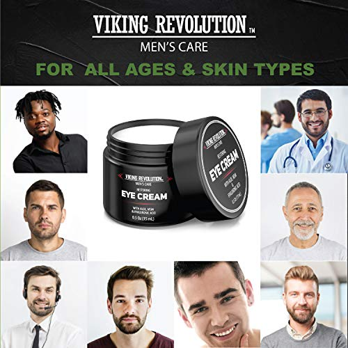 511tGYD+N6L - Natural Eye Cream for Men - Mens Eye Cream for Anti Aging, Dark Circle Under Eye Treatment.- Men's Eye Moisturizer Wrinkle Cream - Helps Reduce Puffiness, Under Eye Bags and Crowsfeet