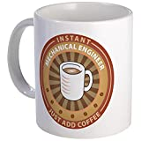 CafePress Instant Mechanical Engineer Mug Unique Coffee Mug, Coffee Cup