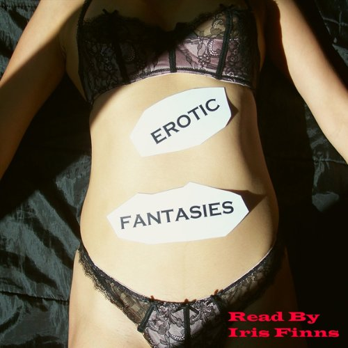 Erotic Fantasies audiobook cover art