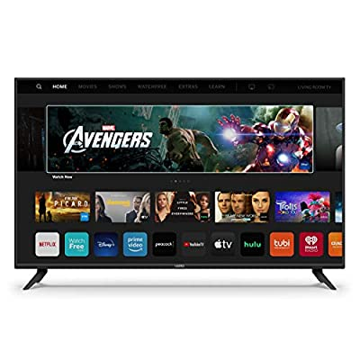 VIZIO 40-Inch V-Series 4K UHD LED HDR Smart TV with Apple AirPlay and Chromecast Built-in, Dolby Vision, HDR10+, HDMI 2.1, Auto Game Mode and Low Latency Gaming (V405-H19) by VIZIO