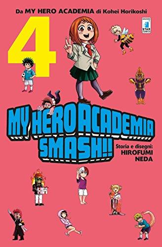 My Hero Academia Smash!! (Vol. 4)