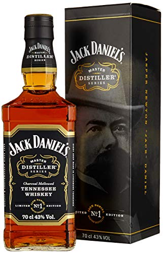 Jack Daniels Masters Distillers Series Limited Edtion No. 1