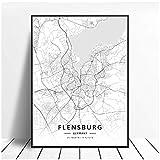 NRRTBWDHL Flensburg Wilhelmshaven Dortmund Mannheim