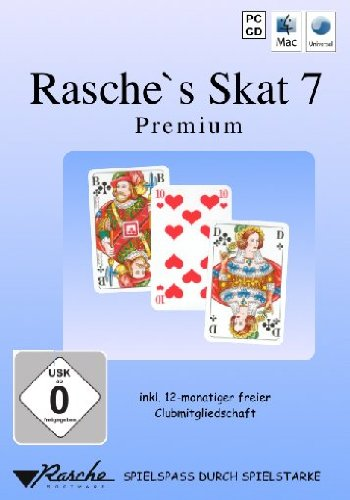 Rasche's Skat 7 Premiumversion - [PC]