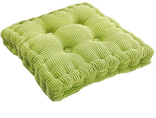 XYXH Square Cojin para Silla, Super cómodo cojín Grueso Cojines para sillas de Cocina, Se Puede Limpiar Duradero, para Interiorde Oficina