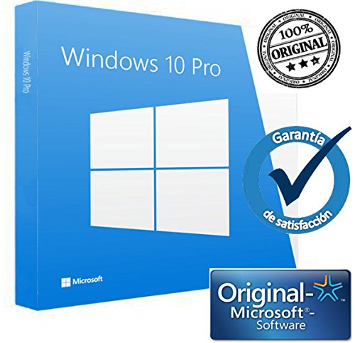 Windows 10 Pro OEM 64 bit [import espagnol]