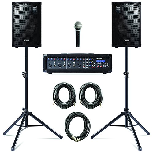 inMusic Europe Limited -  Alesis PA System in