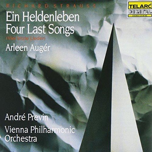 Richard Strauss - Ein Heldenleben, Four Last Songs / Auger, Previn by Hermann Hesse, Joseph von Eichendorff (2002) Audio CD