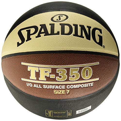 Spalding LNB tf350 balón de Baloncesto Unisex, Color Negro ...