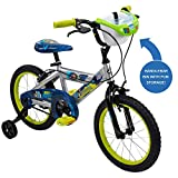 Huffy 16' Disney/Pixar Toy Story Boys Bike, Handlebar Bin, Lime Green