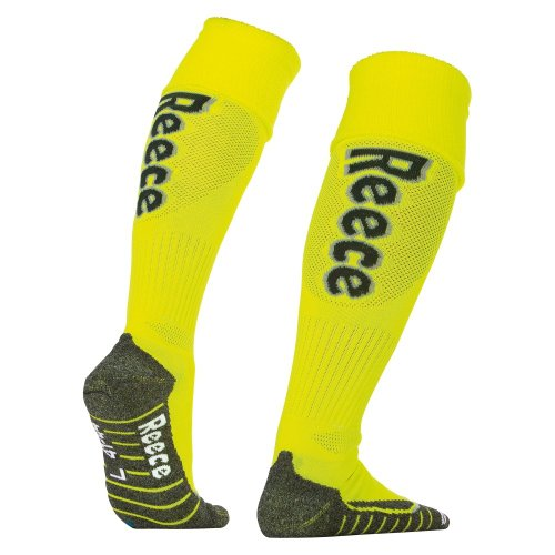 Reece Hockey Promo Stutzenstrumpf - Neon Yellow, Größe Reece:36/40