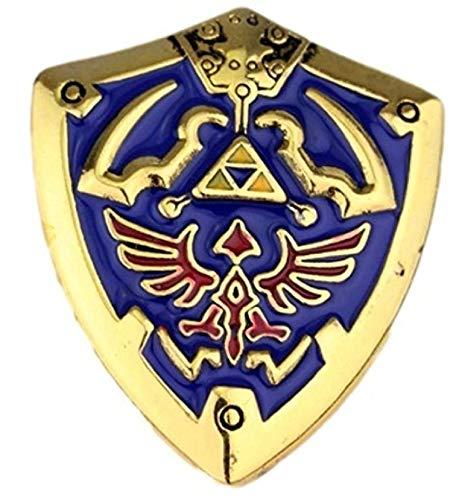 New Horizons Production The Legend of Zelda Hylians Shield Metal Enamel Pin