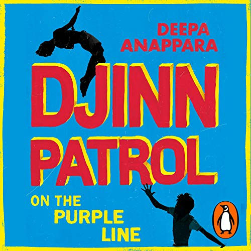 Djinn Patrol on the Purple Line cover art