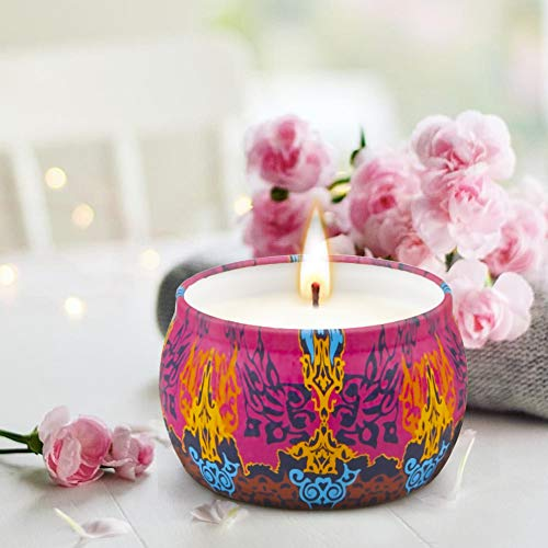 Product Image 5: Scented Candles Gifts Set for Women,Aromatherapy Candles for Home Scented,4.4oz Soy Wax Jar Candle for Brithday Valentines Gifts,Stress Relief 4 Pack