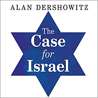 The Case for Israel audiobook cover art