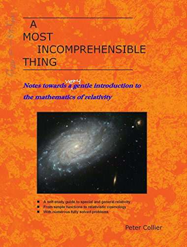 A Most Incomprehensible Thing: Notes Towards a Very Gentle Introduction to the Mathematics of Relati