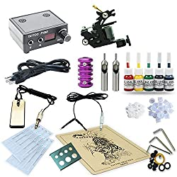 Top 10 Best Selling Tattoo Kits Reviews 2020
