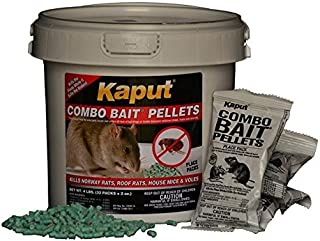 Kaput Combo Bait Pellets 32 Place Packs KAP008