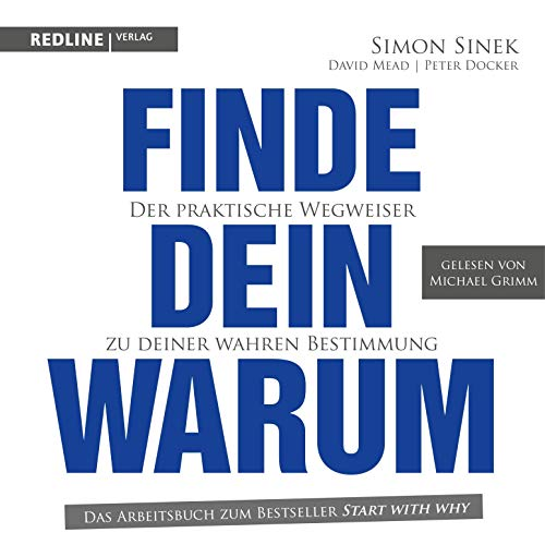 Finde dein Warum audiobook cover art