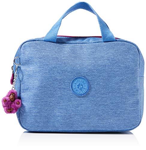 Kipling LOUNAS Mochila Escolar, Multicolor (Dew Azule)