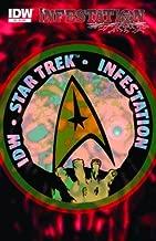 Star Trek Infestation #2 1:10 Variant Cover