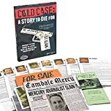 ThinkFun Cold Case: A Story to Die for– A Murder Mystery Game in a...