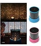 Weihnachten Licht Starlight LED Night Light Galaxy Himmel Konstellation Lampe Projektor (blau)
