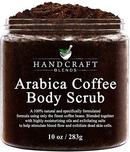 Handcraft Arabica Coffee Body Scrub and Facial Scrub
