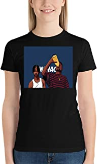 Caine and O-Dog of Menace II Society Corner Store Tings 4 Women's Tee Shirt